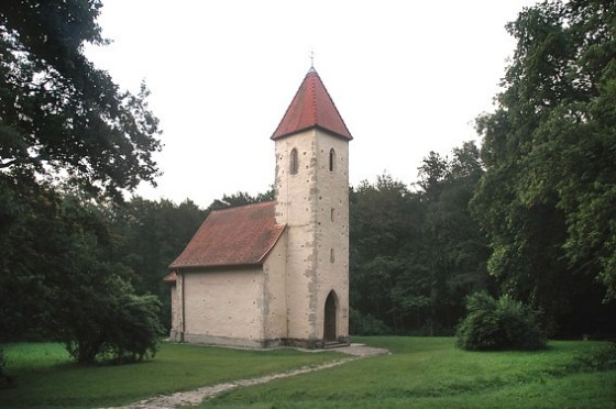 church of the holy trinity, Velemér