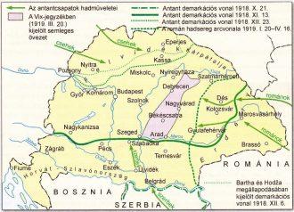 magyar határok (1918-19)