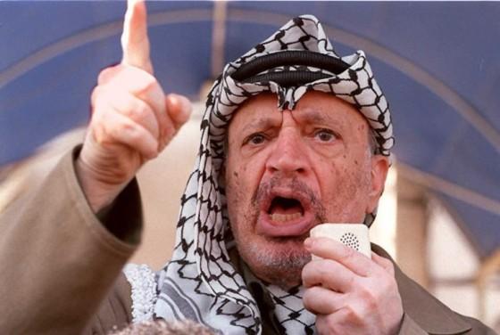 Yasser Arafat in 1969
