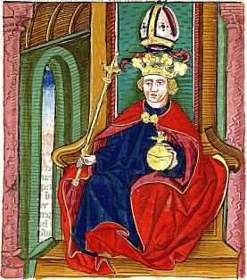 Coloman in Chronica Hungarorum