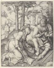 Resting Pilgrims