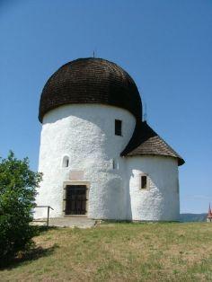 Osku, Hungary, Rotunda