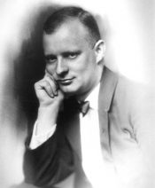 Paul Hindemith in 1923