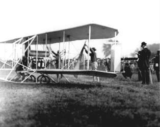 Wright's Flyer, 1910