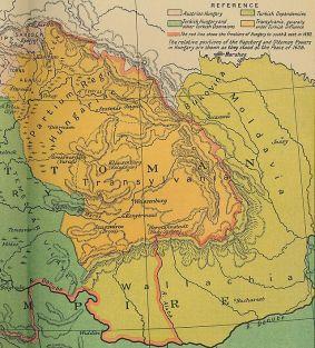Transsylvania, 1606
