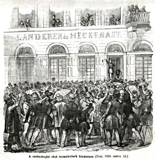 Landerer & Heckenast, 1848