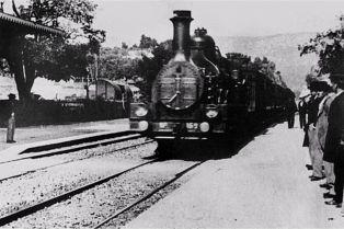 """""""L'Arrivée d'un treno de La Ciotat"""""""