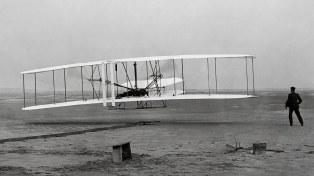 Wright stable Flight