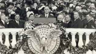 Franklin Roosevelt inaugural speech