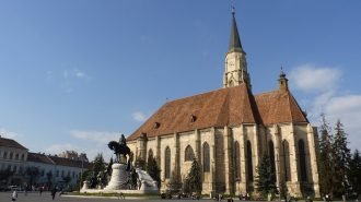 St. Michael's Church, Cluj-Napoca