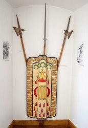 shield and alabard