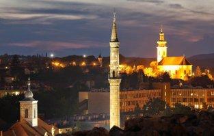 minaret of Eger
