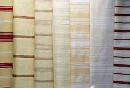 Szőttes függönyök