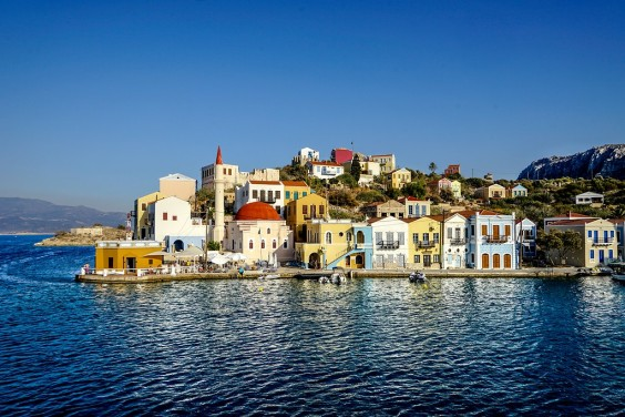 Kastellorizo (Megisti) Island, Greece