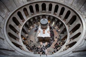 Holy Sepulcher Church, Jerusalem