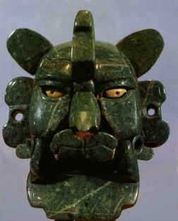 Jade carving, Mexico