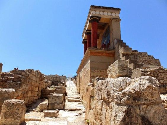 Knossos, Kreta