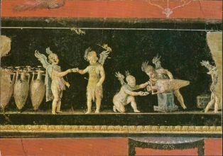 fresco in Casa dei Vettii