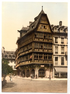 Kammerzell House,Strasbourg