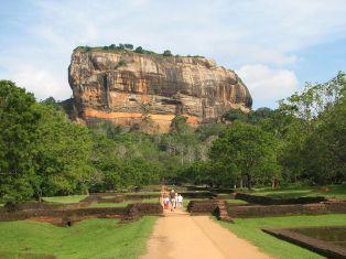 Sigiriya, Ceylon
