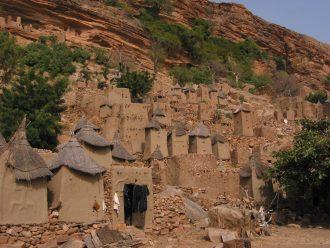 Bandiagara Village, Mali