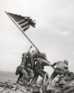 Iwojima, 1945. február 23.