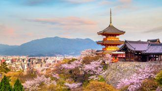 Kyomizu-dera temple
