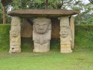 San Agustin Parque, Colombia
