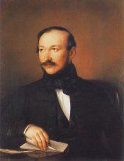Vörösmarty Mihály by Barabás Miklós