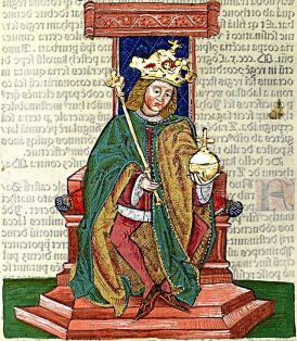 Charles I. (Chronica Hungarorum