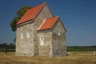 st. Margaret temple, Kopcsany