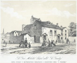 First Methodist Chapel