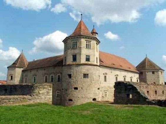 Fogaras Citadel