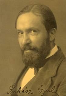 Gyula Juhasz poet