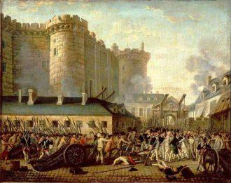 Bastille, 1789