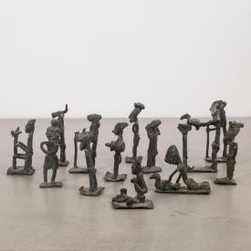bronz ashanti balance wehight