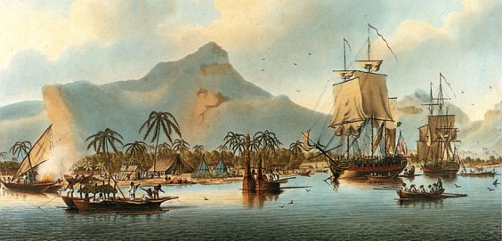 James Cook's ships