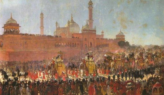 durbar( British East India Company)