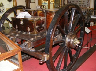 Sutlej gunpowder cannon