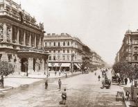Andrássy Avenue, Budapest, 1896