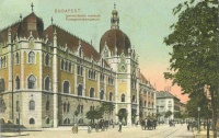 Museum of Applied Arts Budapest, 1908