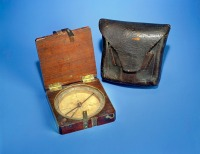 Meriwether Lewis, William Clark's pocket compass