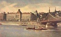 Hotel Gellért anno in Budapest