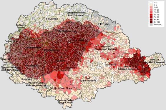 Hungarians in the Carpathian Basin