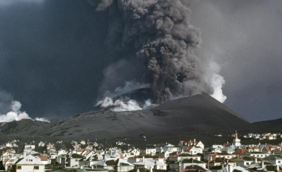 Heimaey, Iceland