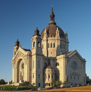 St. Paul Cathedral Minnesota