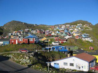 Qaqortoq - Greenland