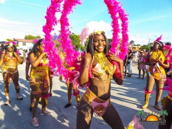 Carnival 2019. Belize