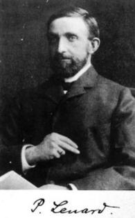Philipp Eduard Anton (von) Lenard