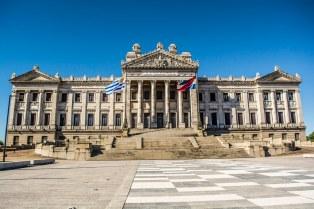 Palácio Legislativo Montevideo